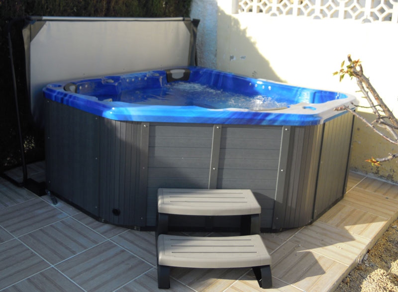 Contact pascal bruyere 966866403 for Tapas para jacuzzi