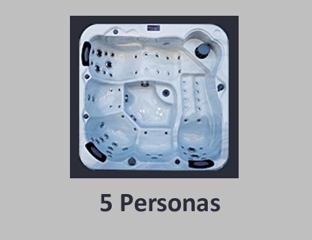 elije su modelo dimensiones y numero de personas